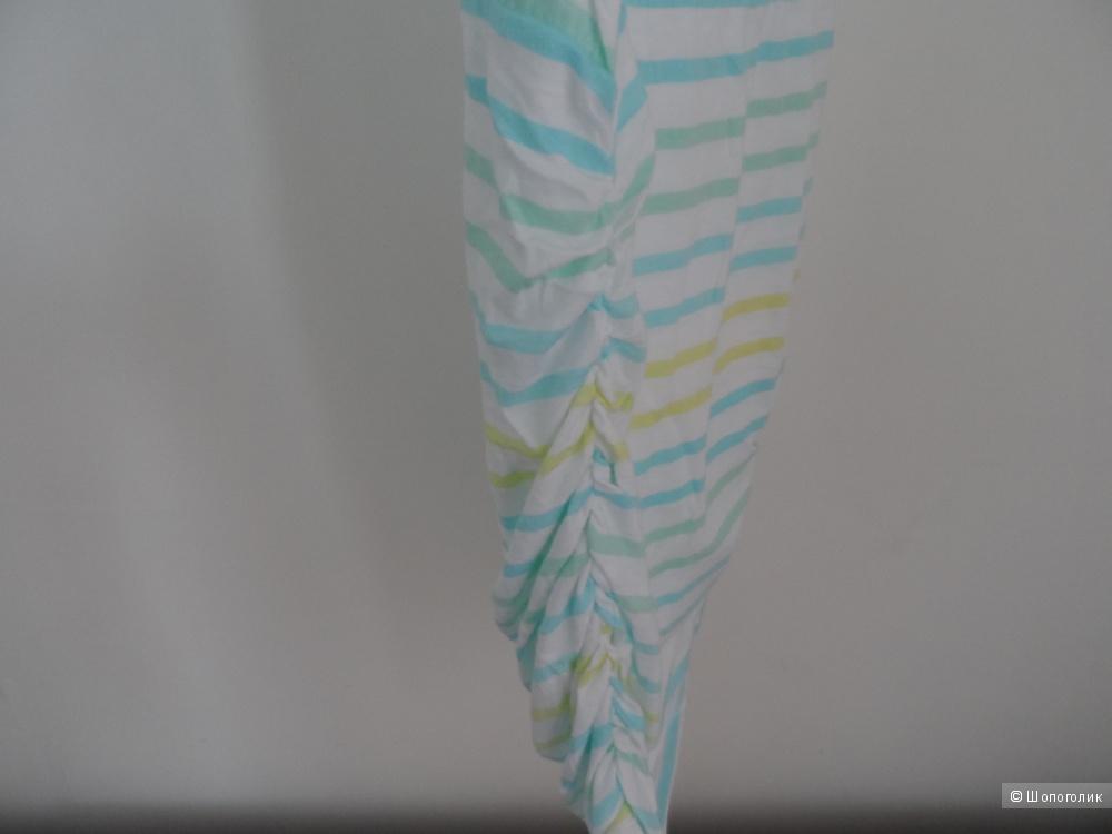 Стильное платье в полосочку Victorias Secret размер L