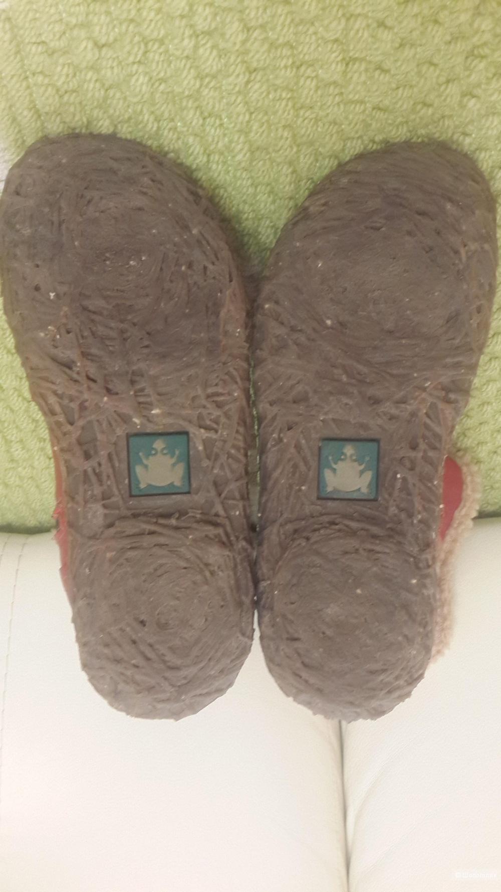 Ботинки EL Naturalista, размер 36-37?