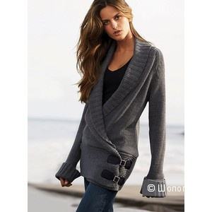 Кардиган Buckle-Wrap Sweat, Victoria`s secret, размер S