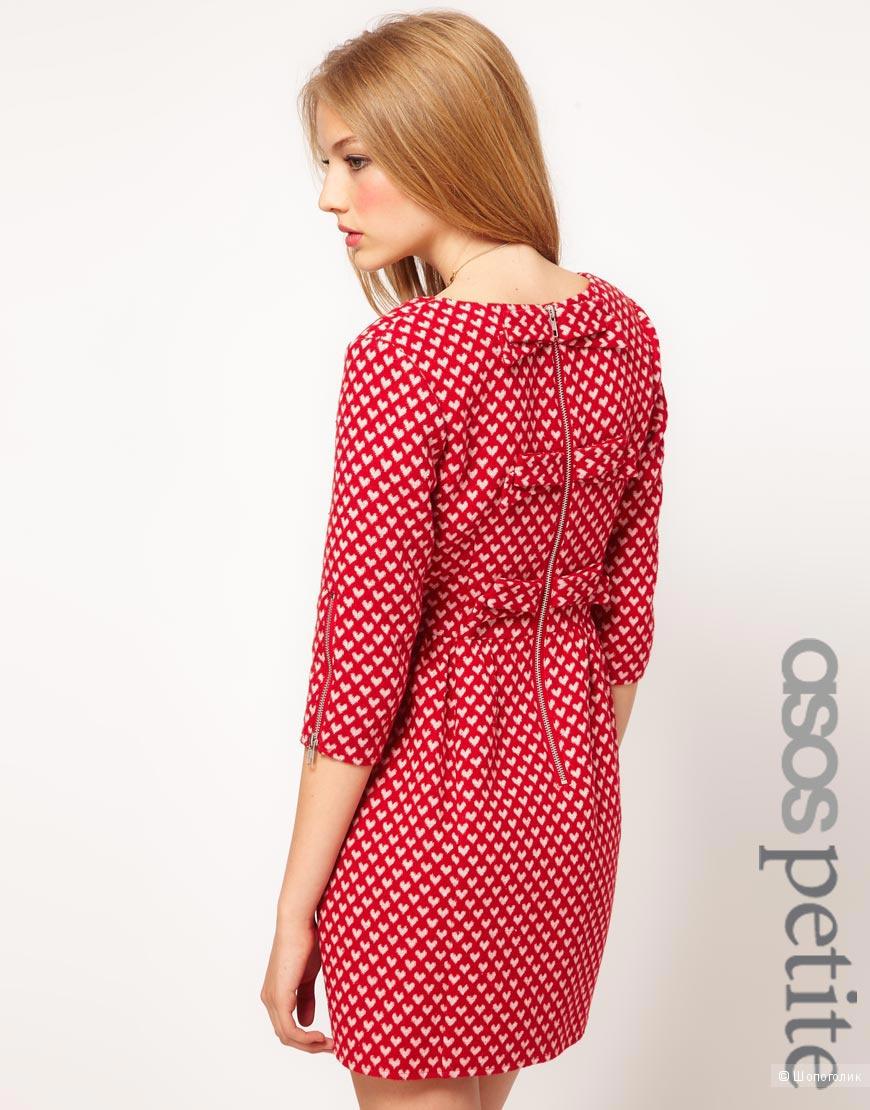 Теплое платье Asos 12UK