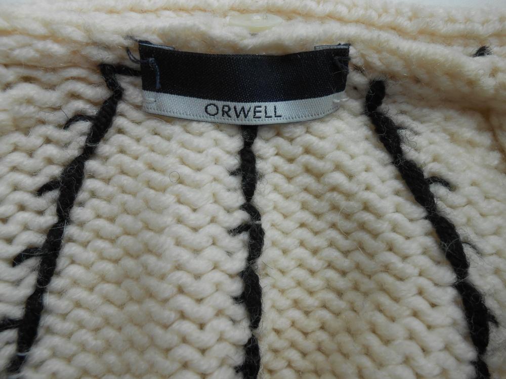 Брендовая кофта ( джемпер ) ORWELL р.S - M