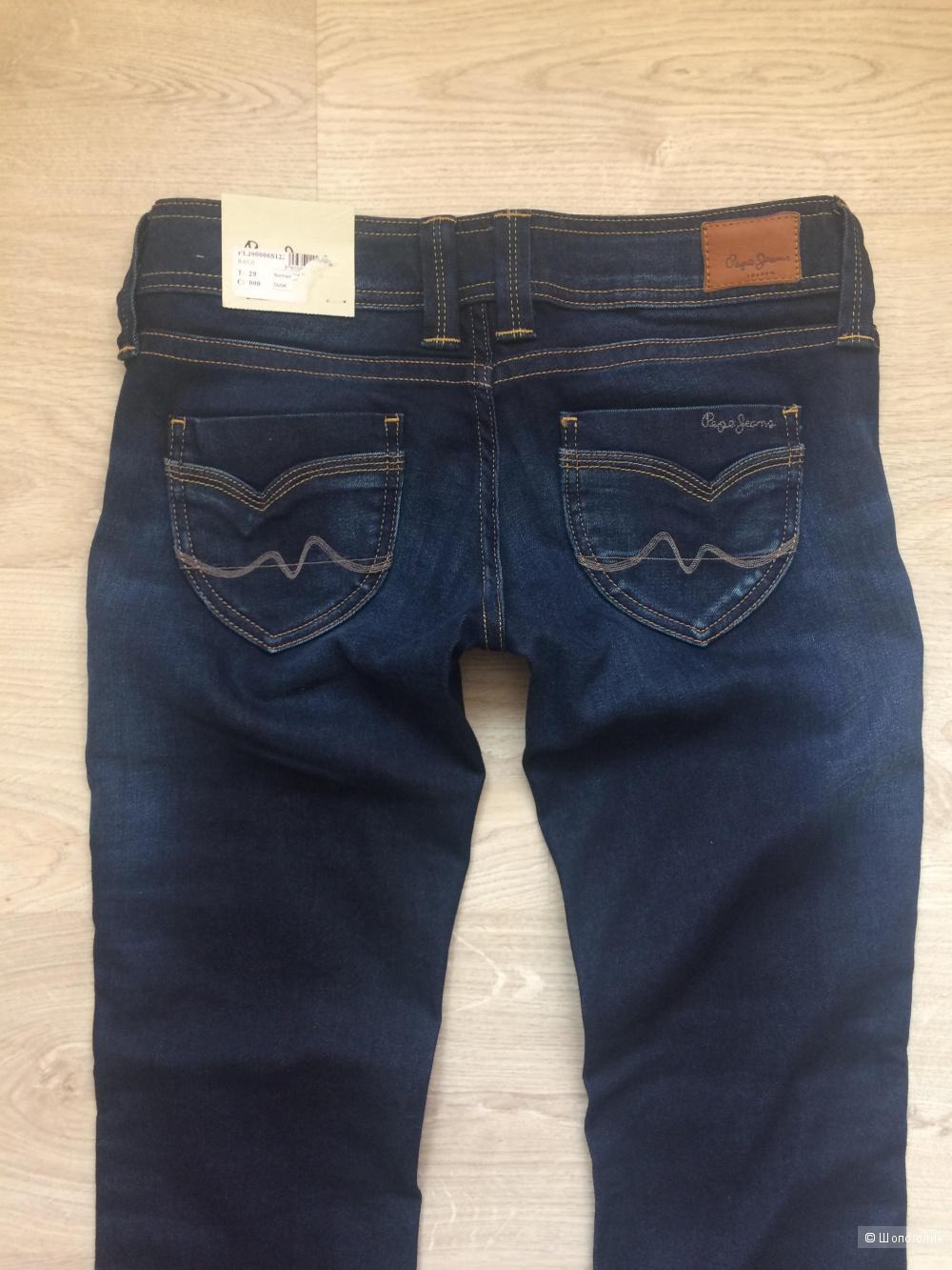 Джинсы Pepe jeans London , 29/34 , на 44-46 размер