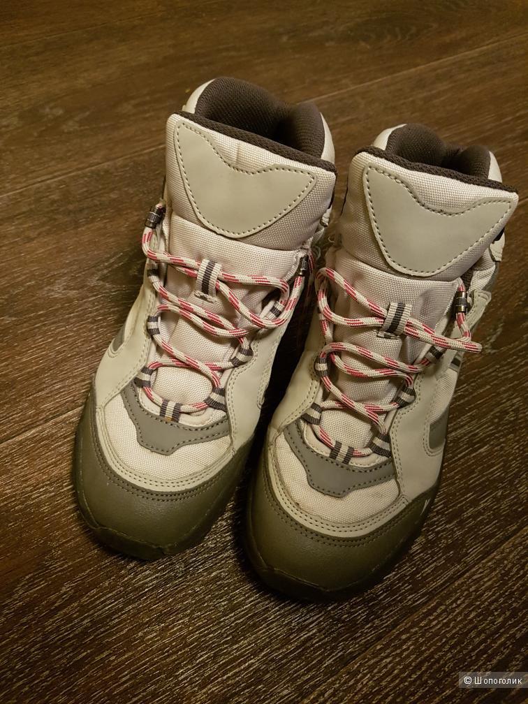 Ботинки Quechua Arpenas 50 Mid, 40 размер