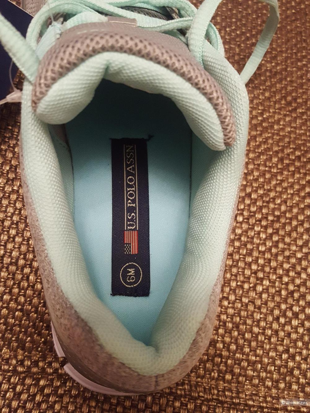 Кроссовки U.S. POLO, размер 35-36