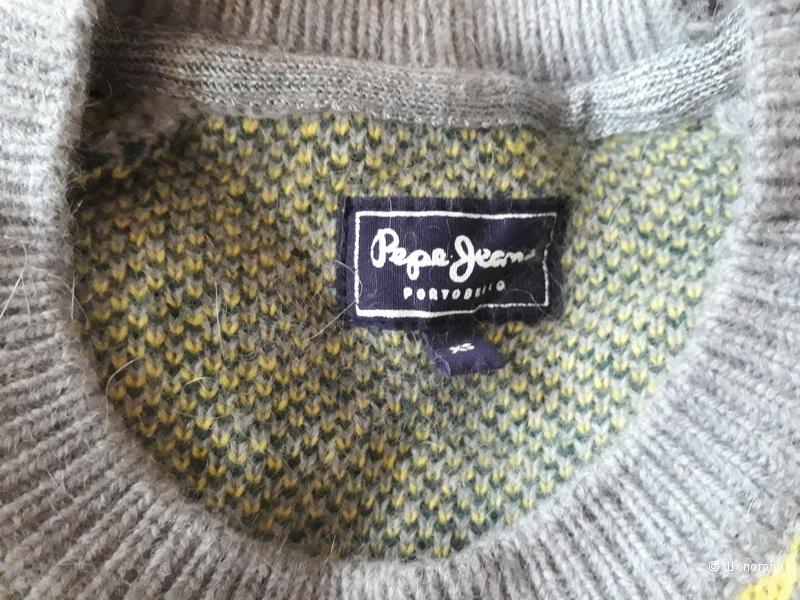 Джемпер, pepe jeans london, размер XS