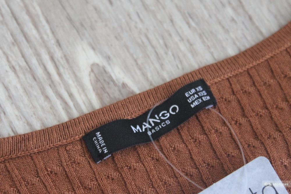 Джемпер Mango Violeta, размер XS