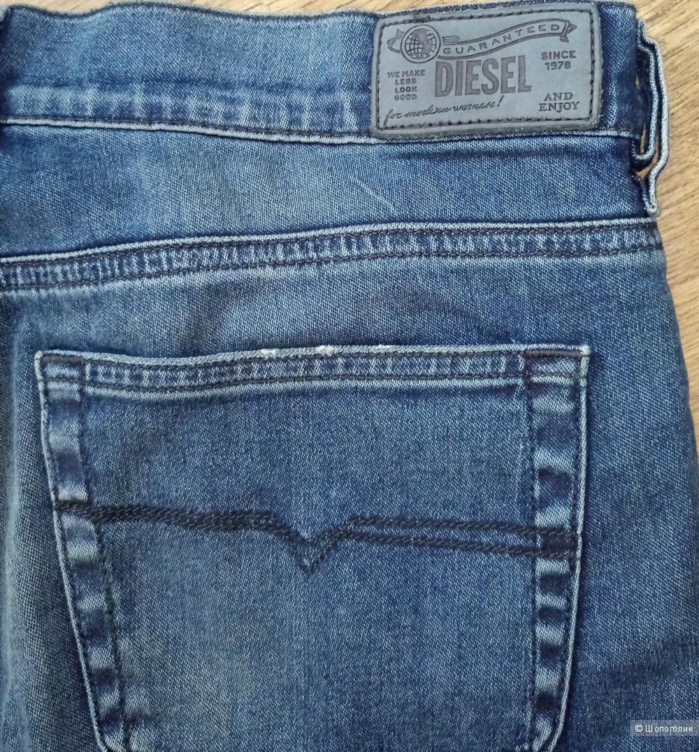 Новые джинсы Diesel размер 30/34