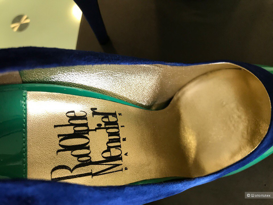 Женские туфли Rodolphe Menudier, 36 размер