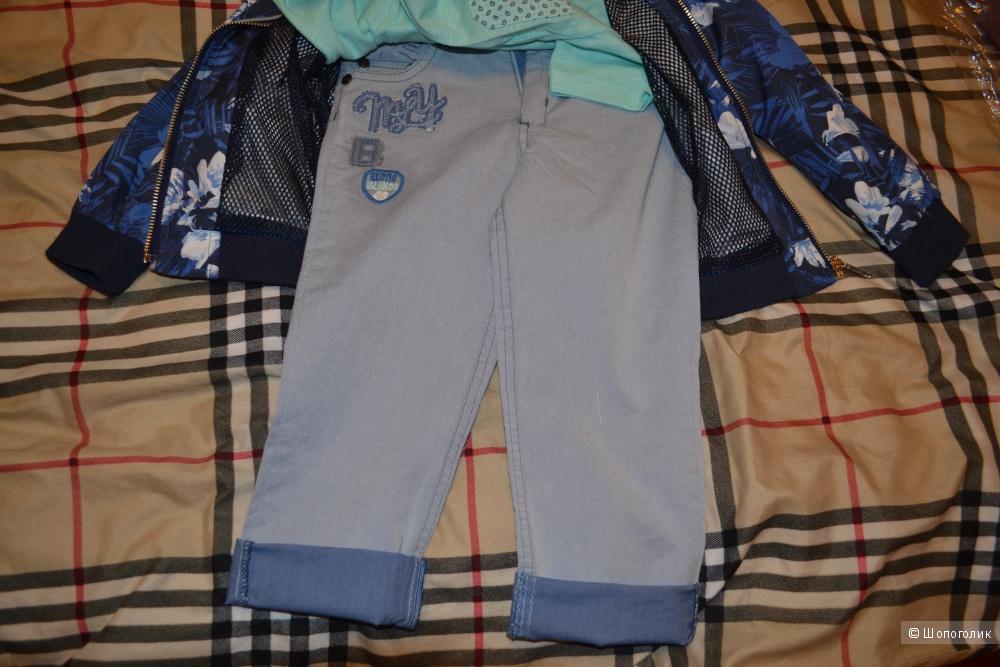 Новый костюм Бебуш, Турция,на мальчика 3 лет из 3 предметов