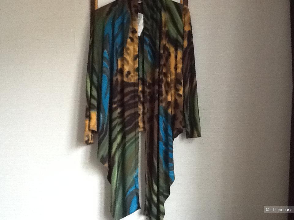 Новая блуза- кардиган 46-50 Lissa