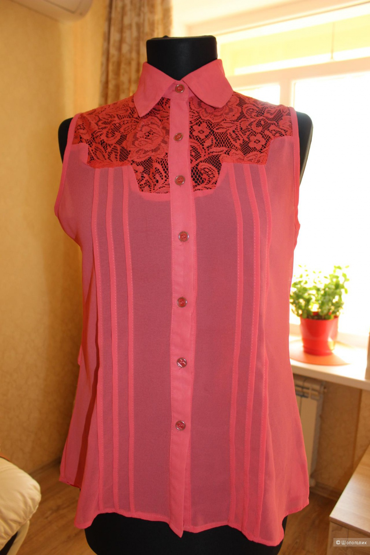 Красивый топ-блуза N&P, размер L