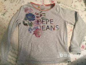 Толстовка для девочки ф.Pepe Jeans 10 лет