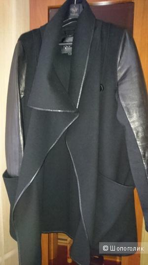 """Пальто """"Mackage""""  размер S, 80% шерсть, 20% акрил"""