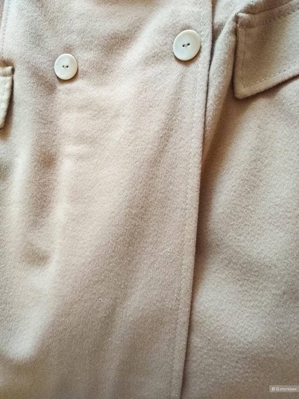 Платье-пиджак из шерсти, М