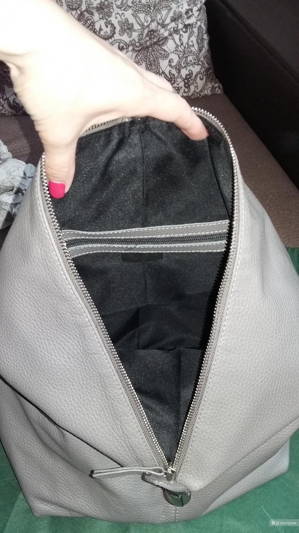 Рюкзак из натуральной кожи, NARDELLI.