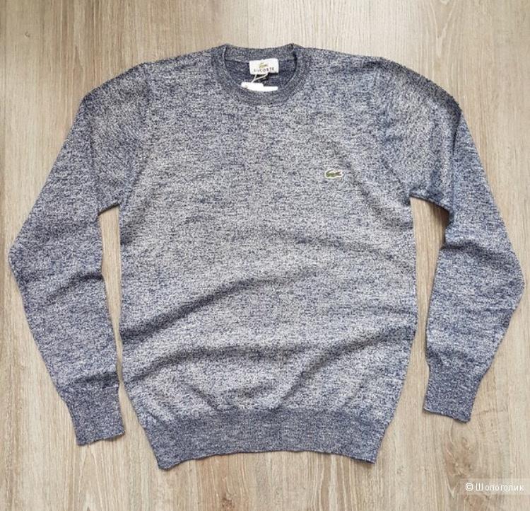 Lacoste свитера муж сет 48 р