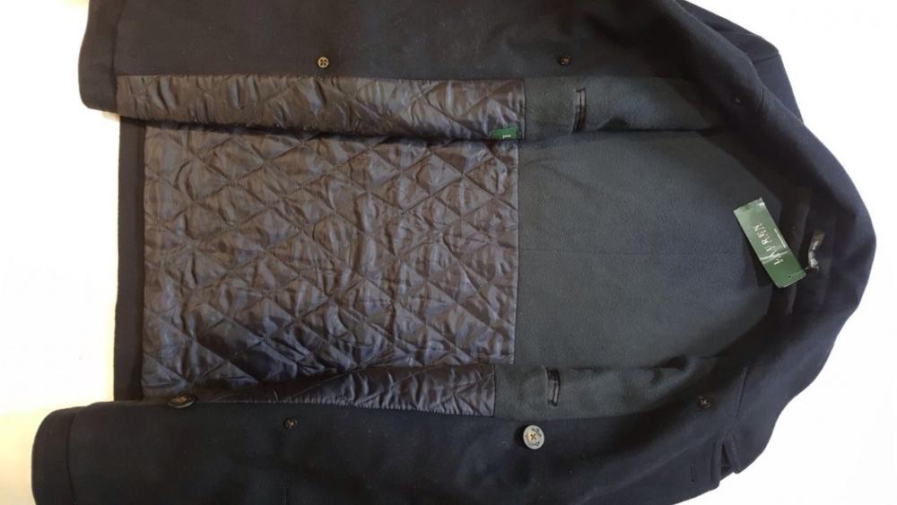 Ralph Lauren мужское пальто/полупальто под джинсы или брюки Новое.Оригинал р.48