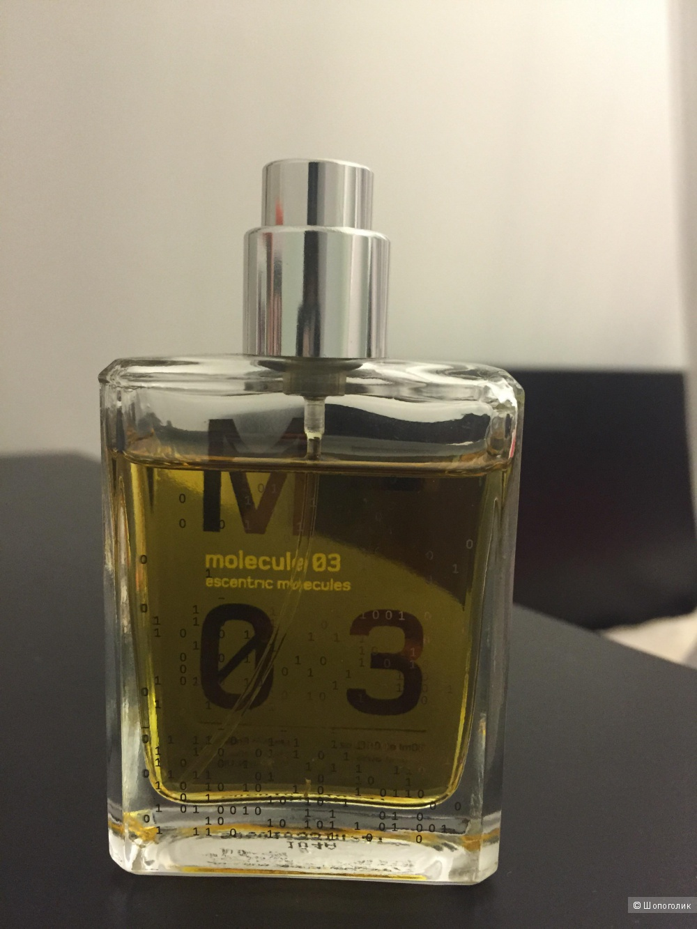 Духи escentric molecules 03 ( 30 ml)