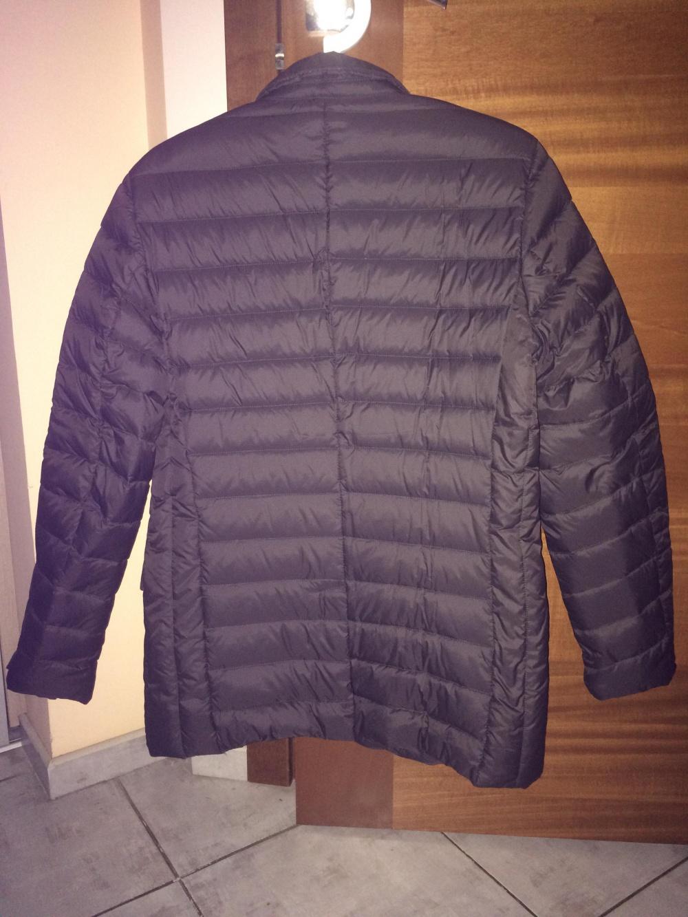 Мужской пиджак (куртка)на пуху. Размер L .