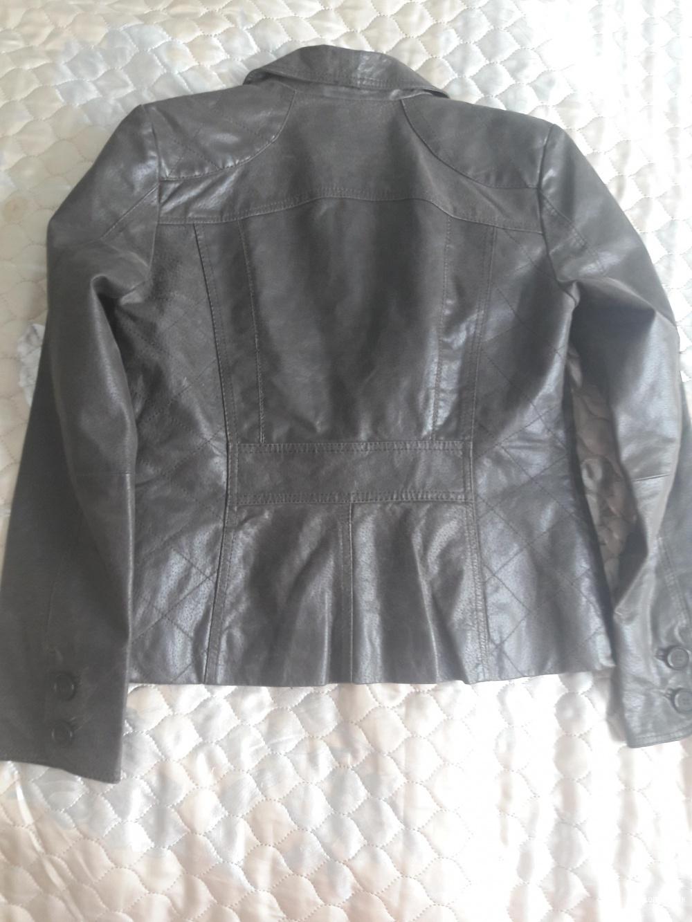 Кожаная куртка пиджак Formul@ joven размер L