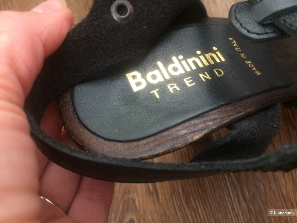 Baldinini новые 36-36.5 размер