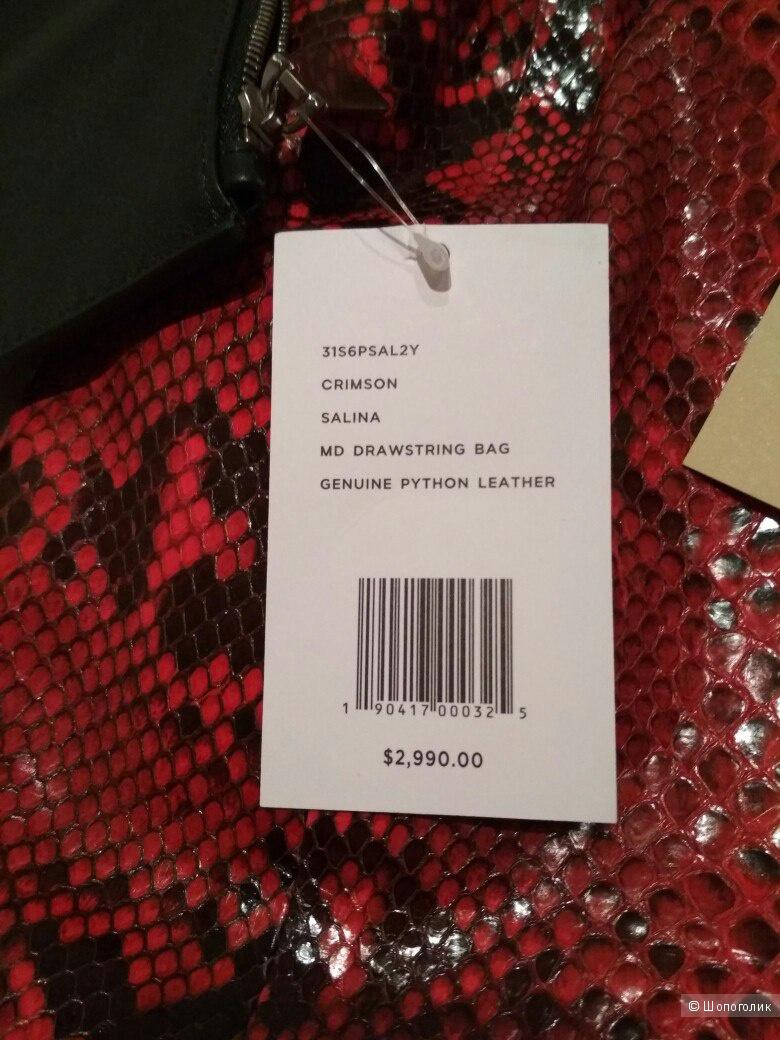 Сумка Michael Kors Collection из кожи питона