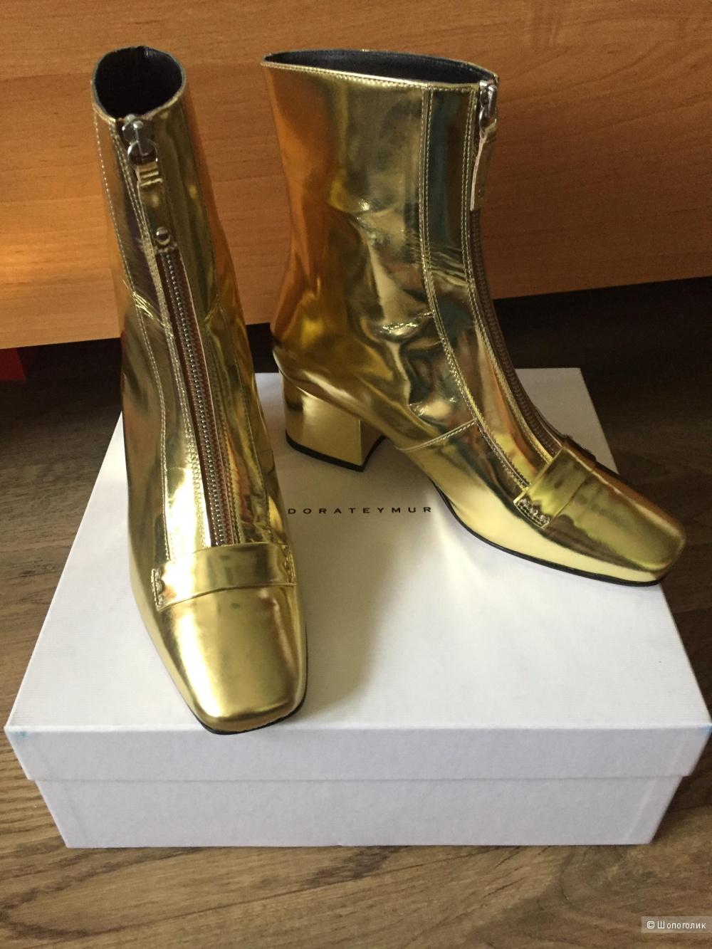 Ботинки Dorateymur, 37 размер
