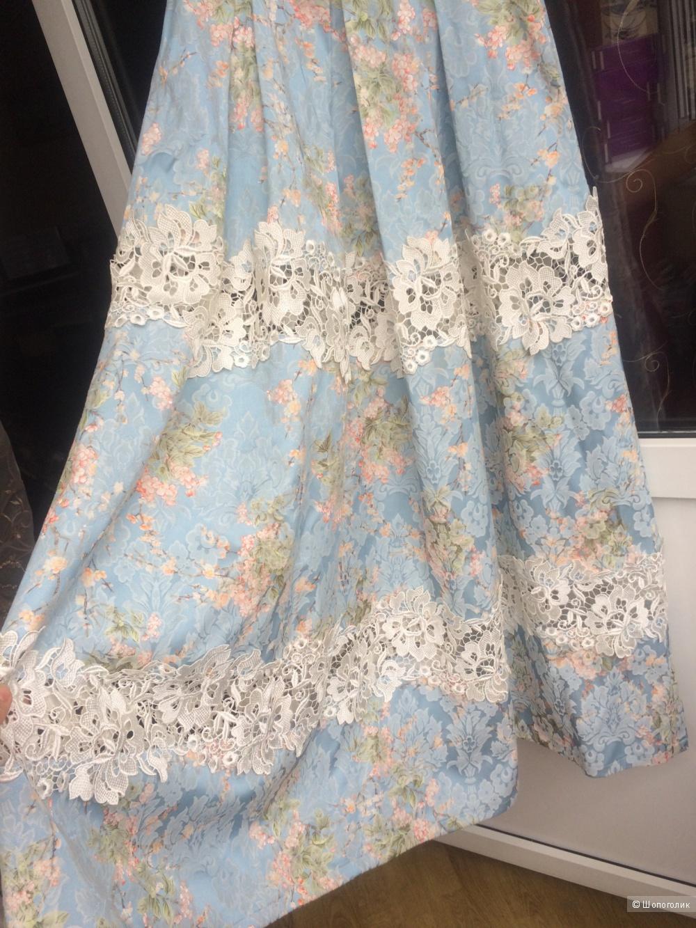 Длинное коктельное платье Stella Di Mare