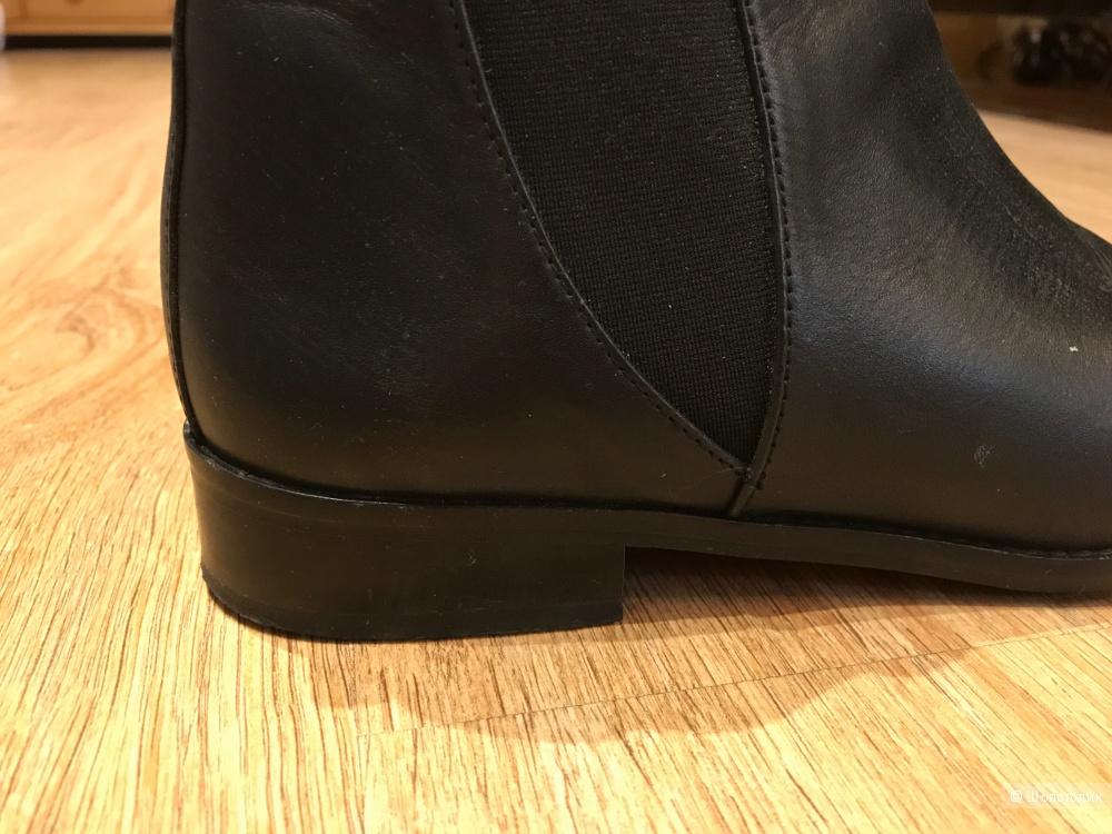 Элегантные  осенние  полуботинки    Massimo Dutti , 38 размер