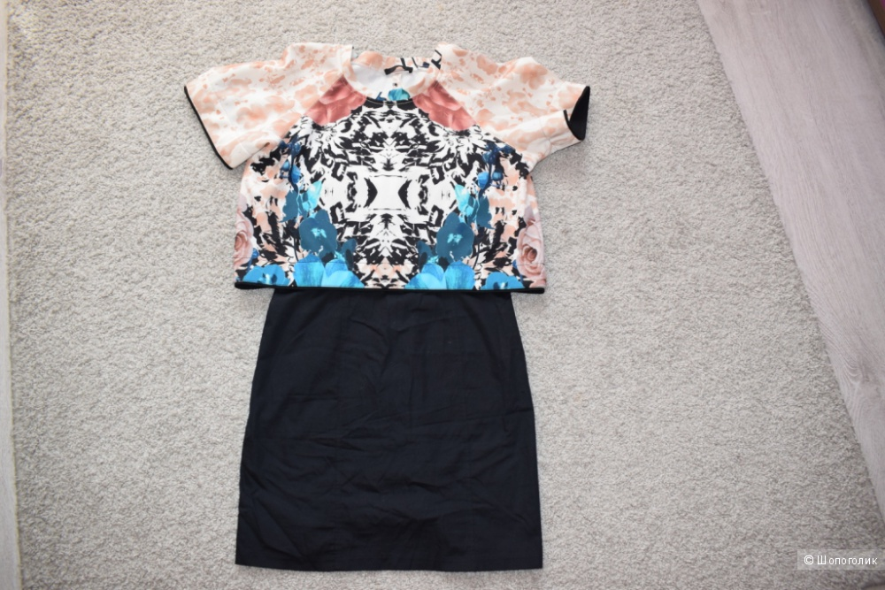 Блузка Pinko Black 44-46 р-р.