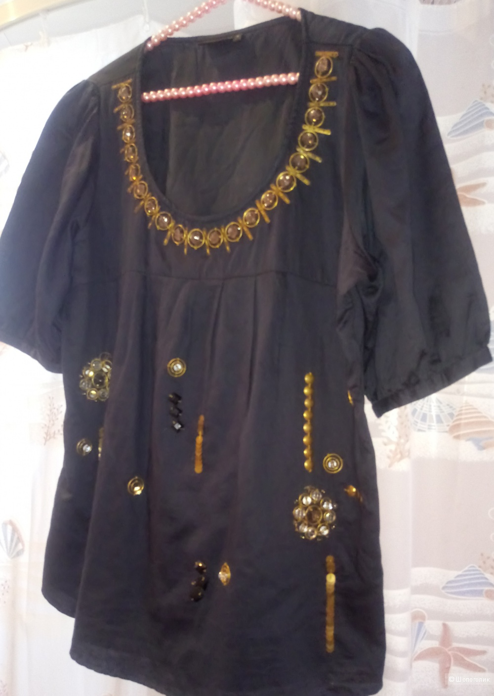Блуза Next Англия 50-52 размер