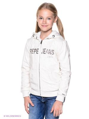 Толстовка для девочки ф.Pepe Jeans на 8-10 лет