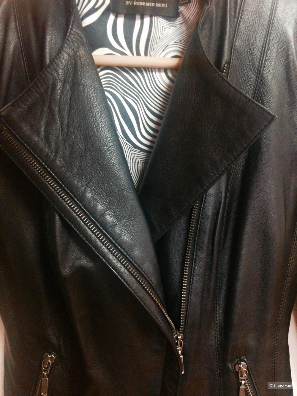 Куртка кожа , 42 р