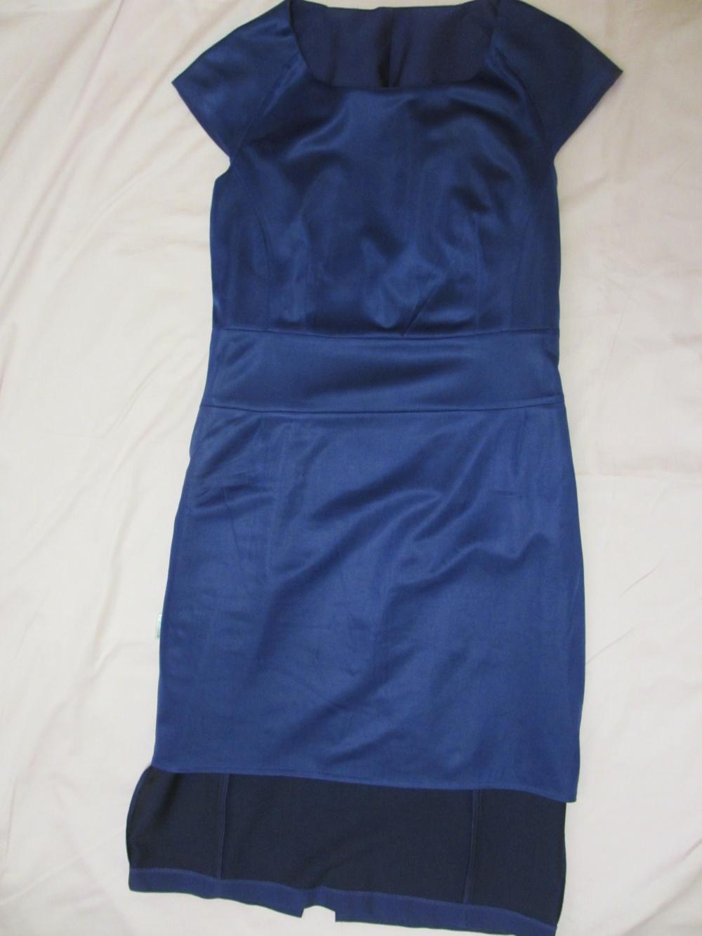 Платье футляр 46 размера
