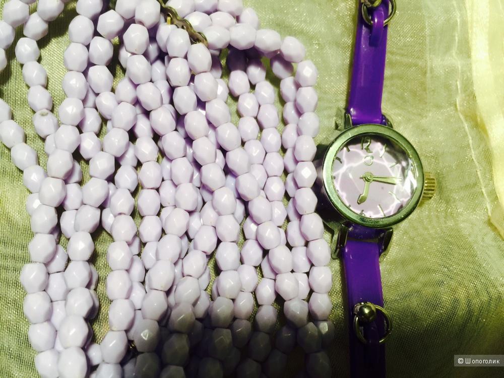 Часы Tomy и браслет Inсity, комплект