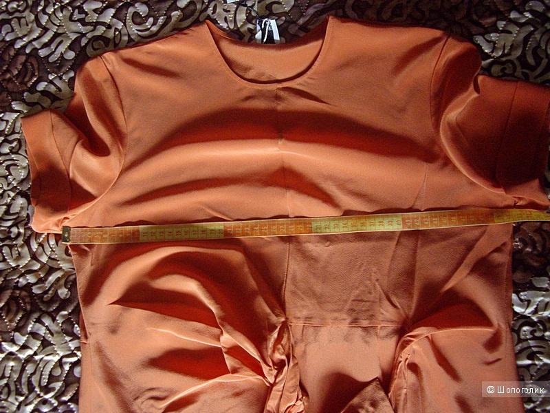 Шелковое платье IRIS & INK  46  русский размер