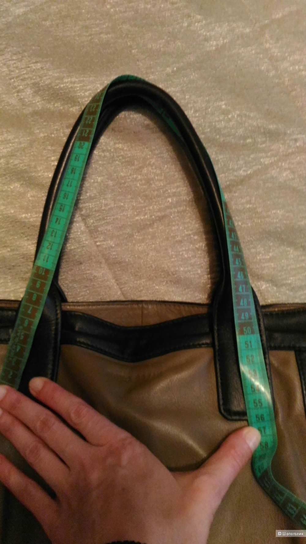 Женская кожаная сумка FIATO DREAM