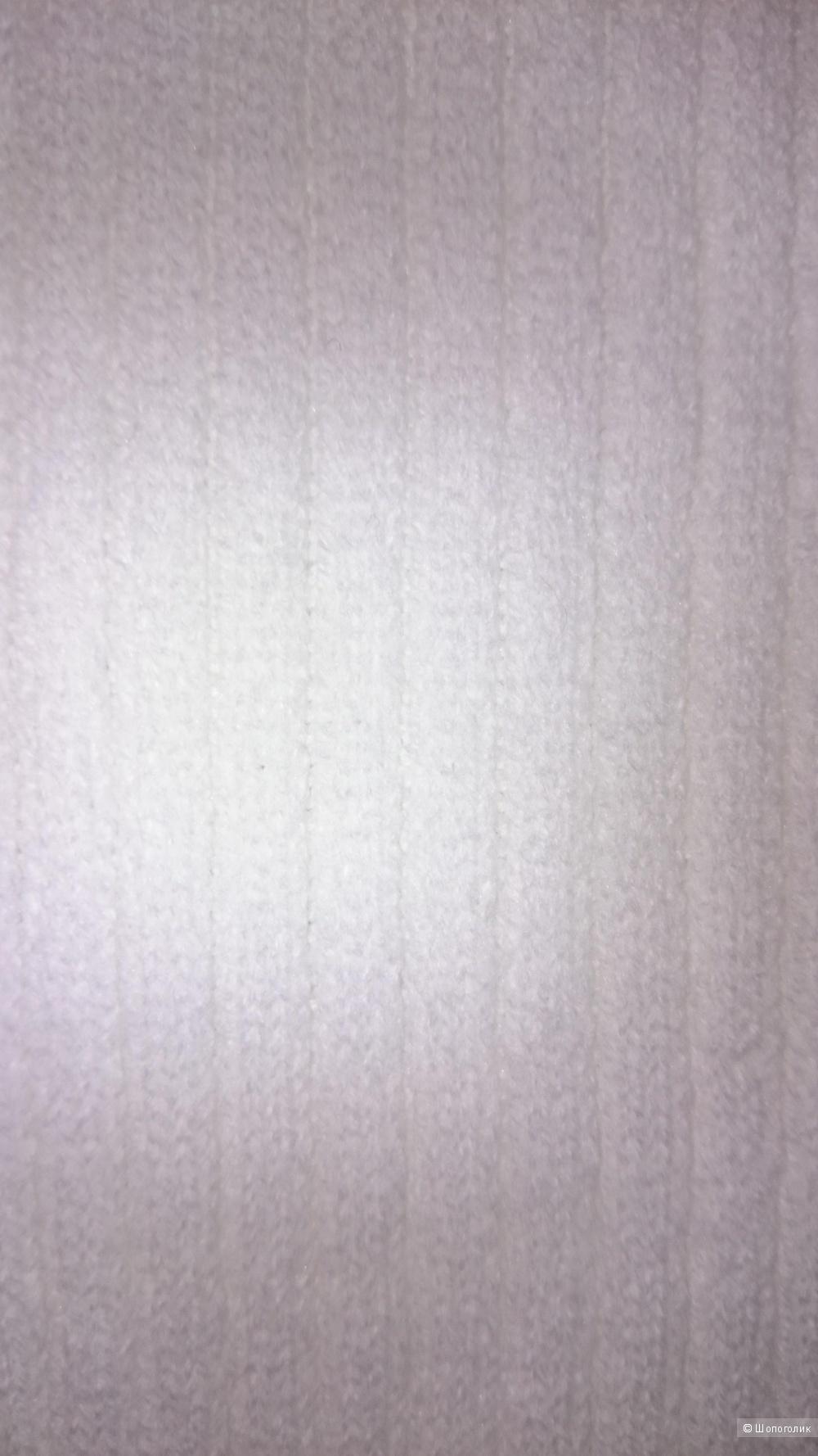 Топ с высоким воротом в рубчик ASOS, UK 10