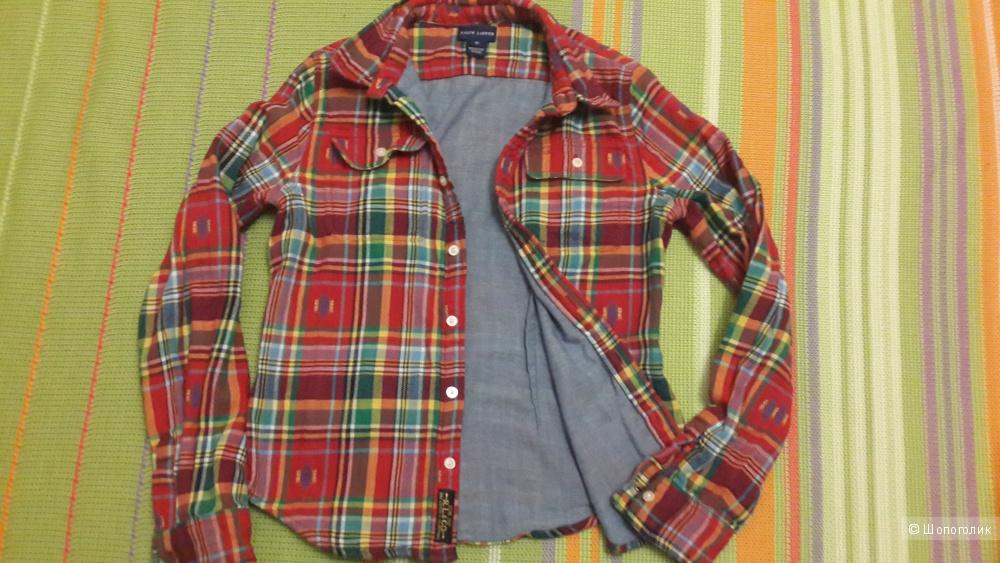 Рубашка для девочки RL, 16 разм
