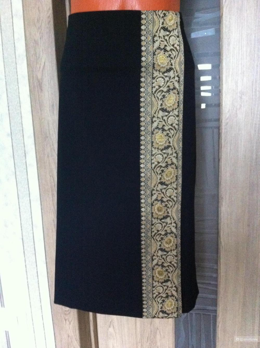 Классическая юбка размер 46-48