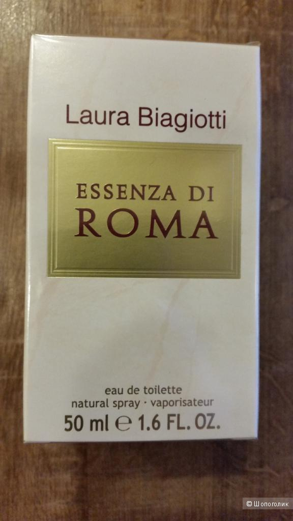 Парфюм Laura Biagiotti Essenza di Roma edt -50ml