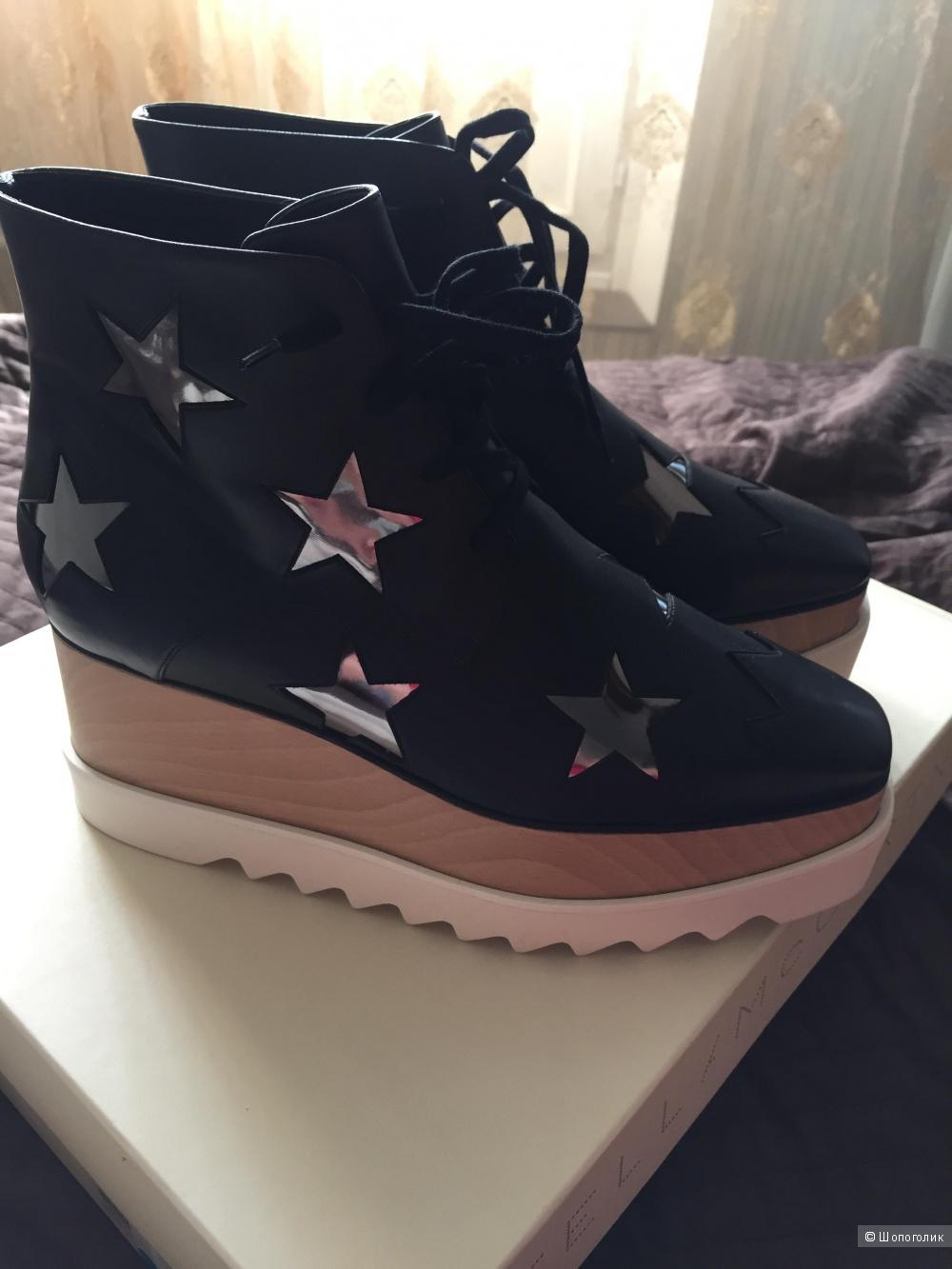 Stella McCartney ботинки elyse 41