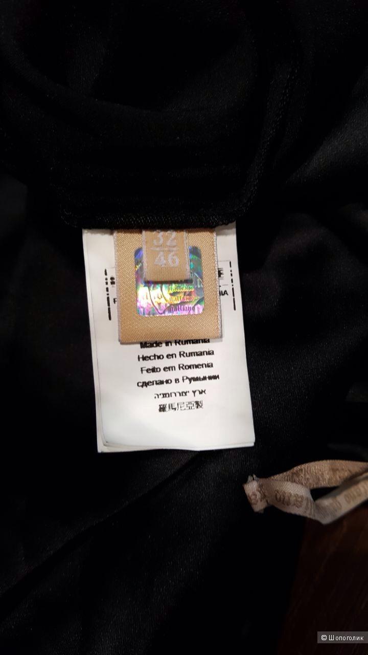 John Galliano коктейльное черное платье Новое.Оригинал. р.46