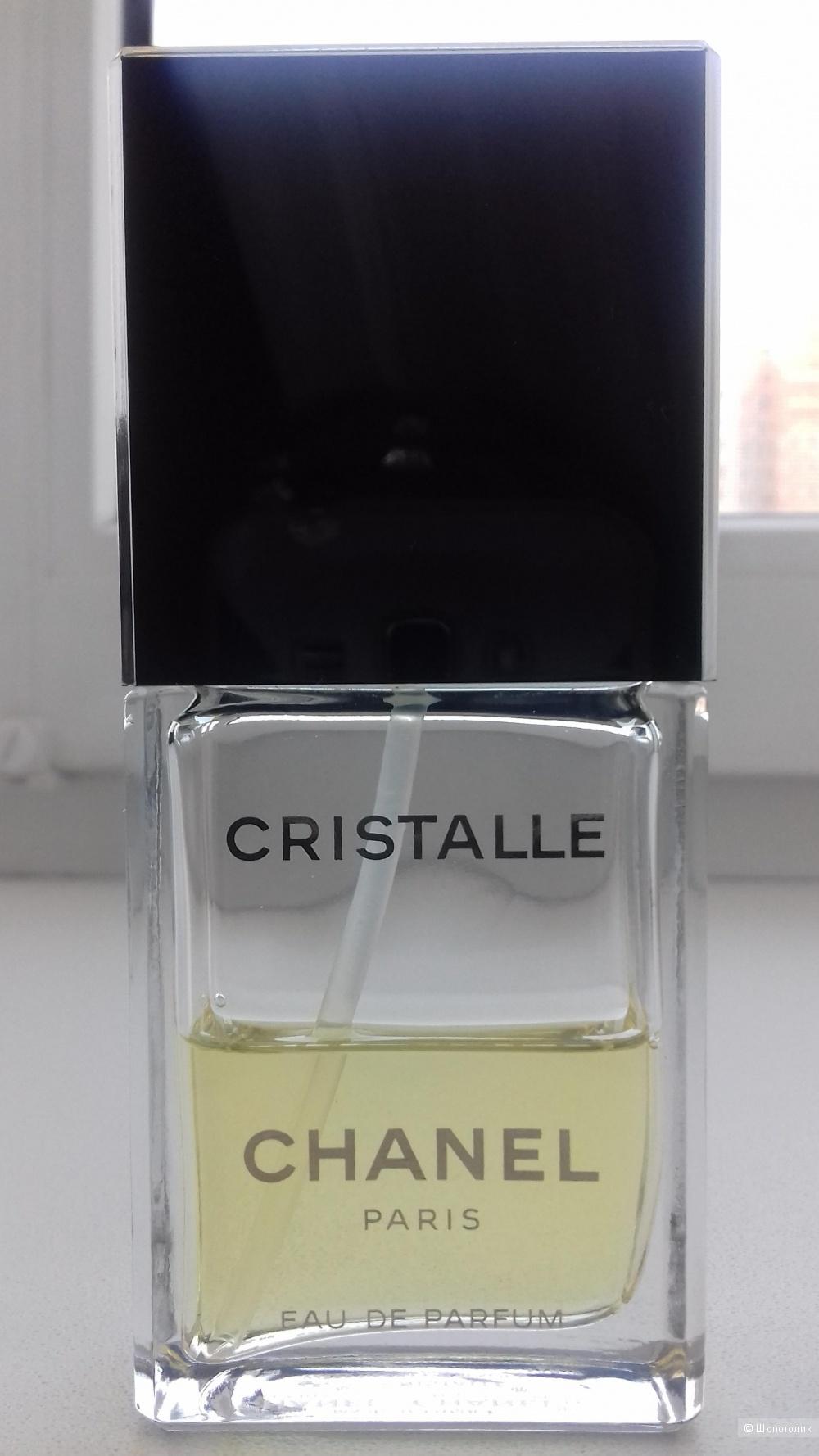 Chanel Cristalle, парфюмерная вода, примерно 15 мл