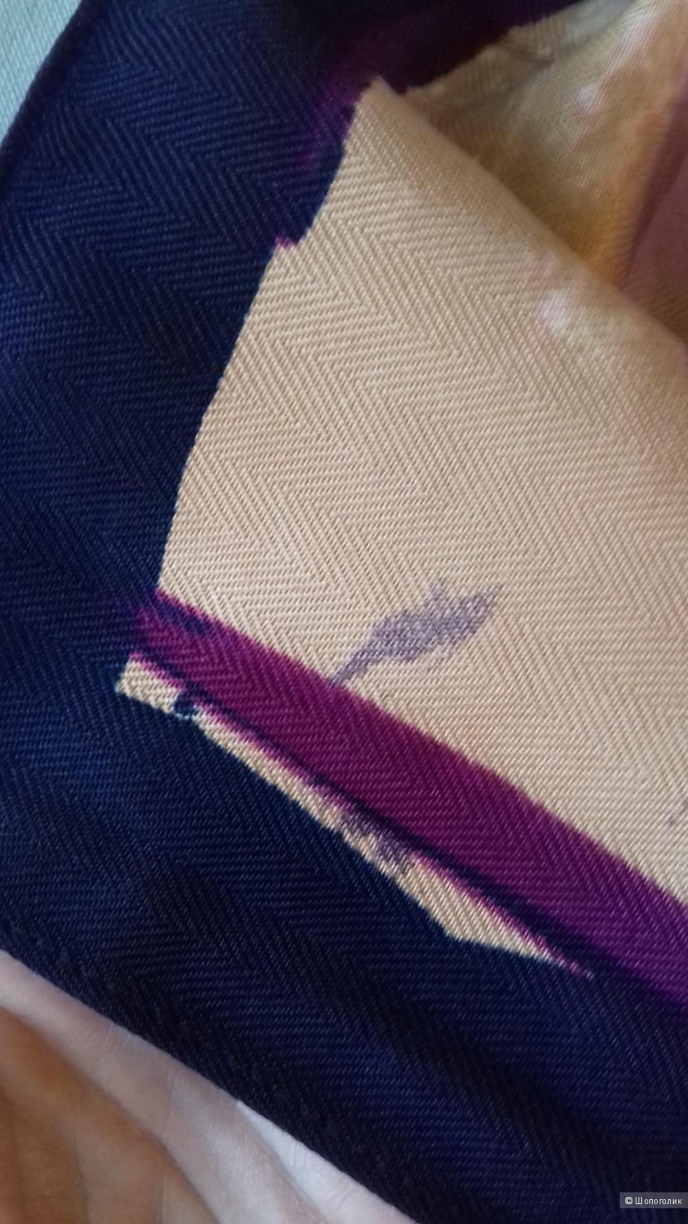 Платок 100 % шерсть - твил, Италия