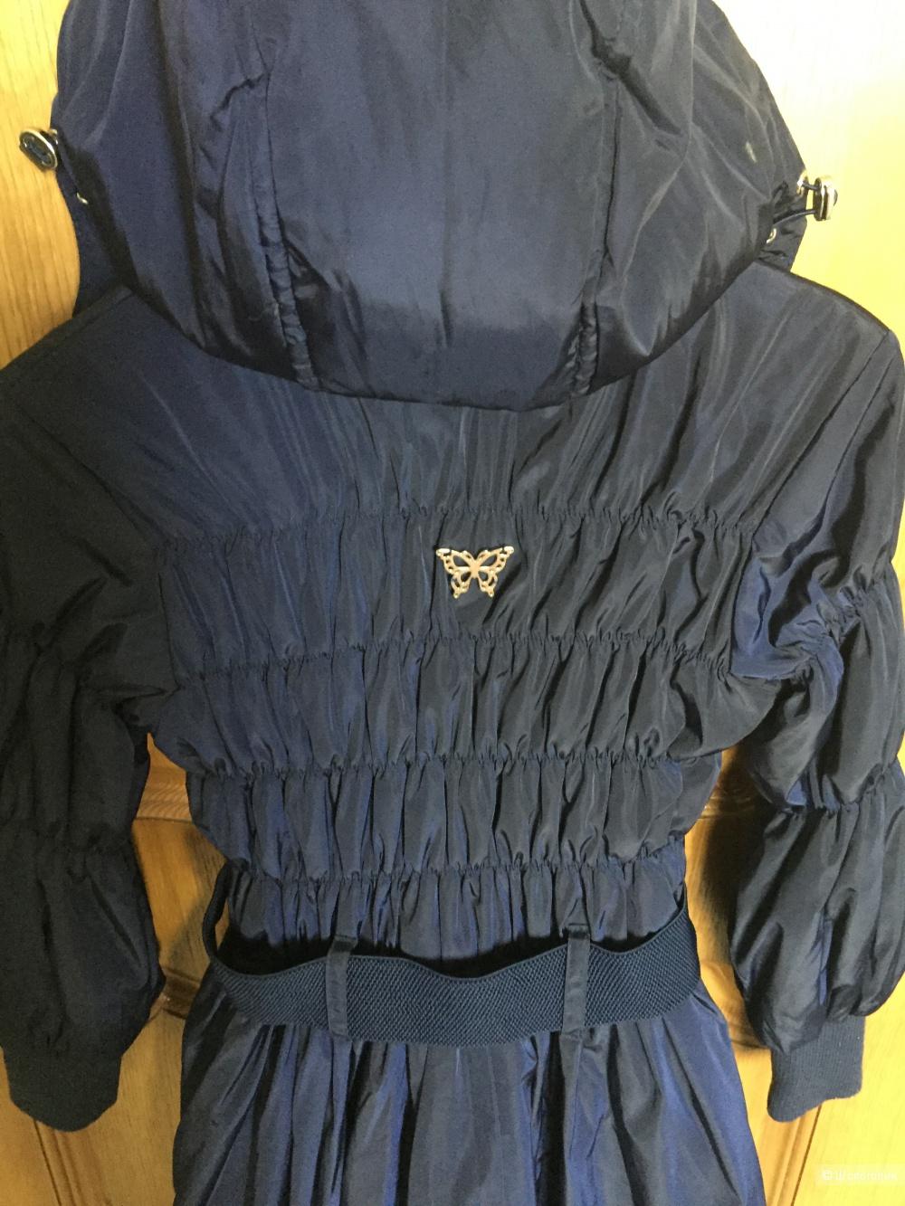 Пальто для девочки ф.Noble People (осень-весна) на 140-146 разм