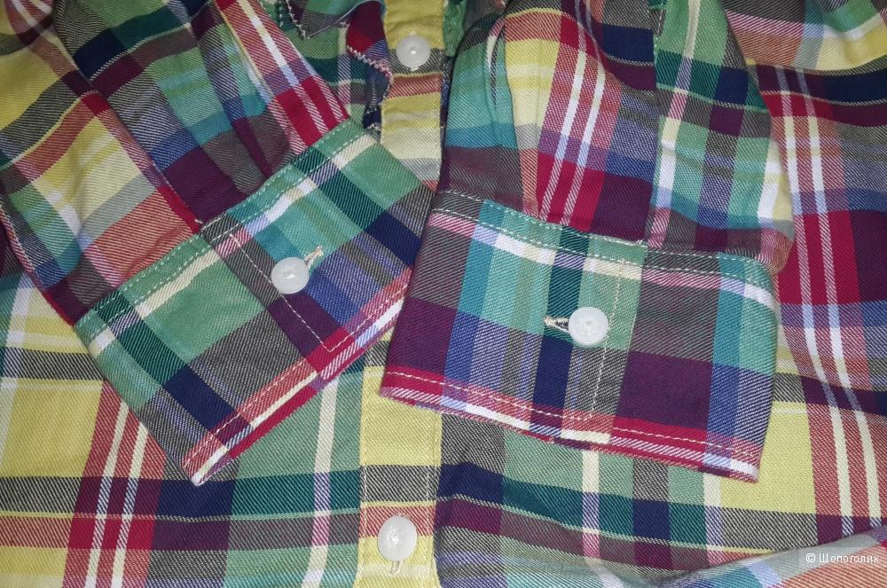 Рубашка для девочки RL, 12 разм
