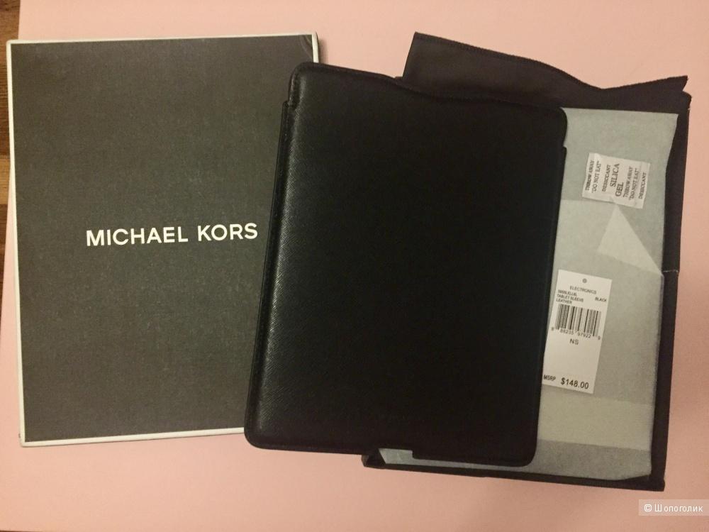 Michael Kors кожаный чехол на планшет