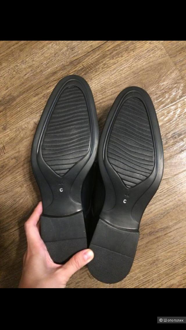 Туфли кожаные 44 р.