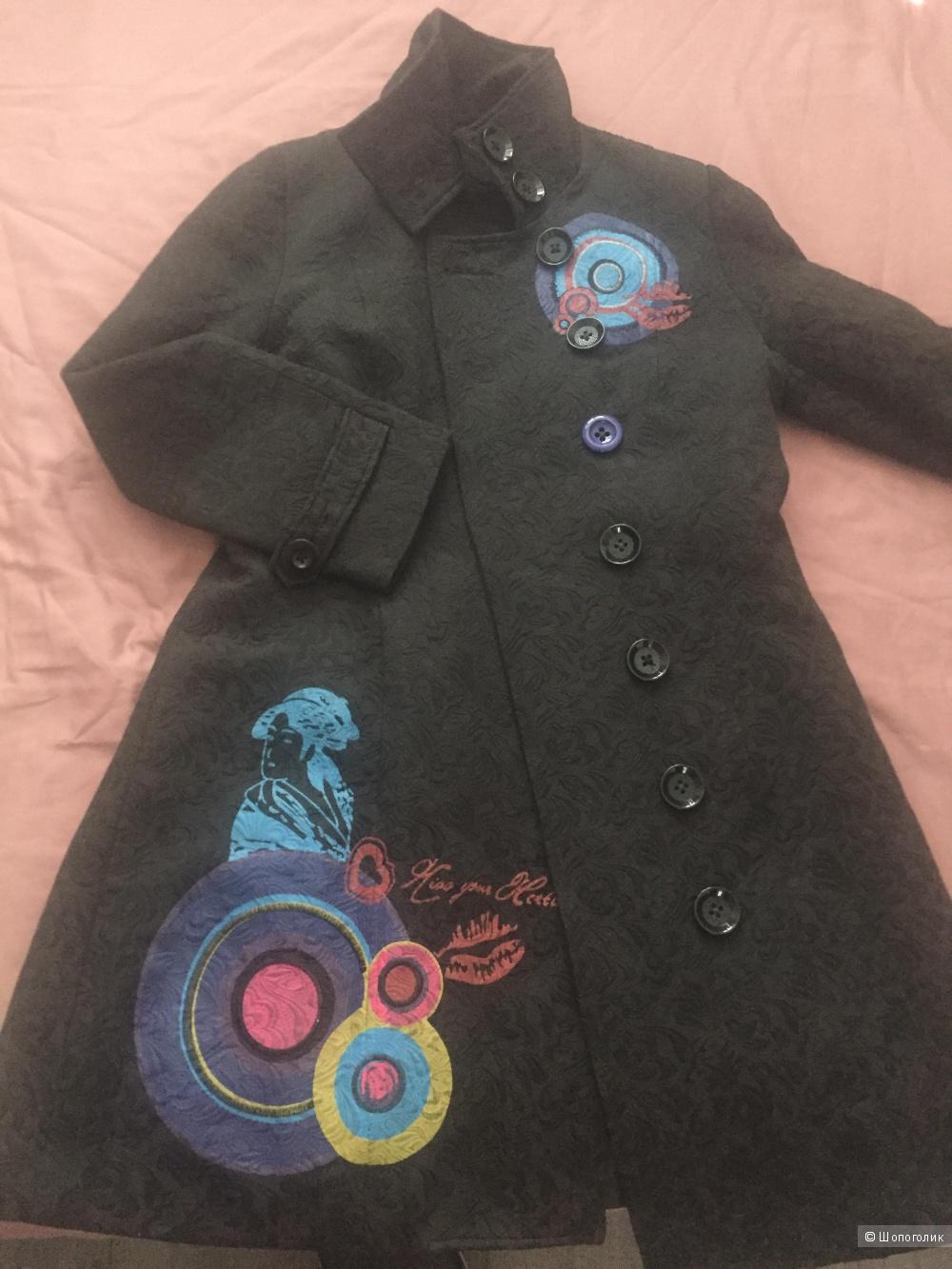 Пальто Disigual 46 р